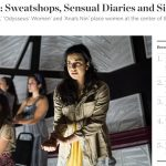 Read more about the article Review Wall Street Journal – Odysseus' Women & Anaïs Nin