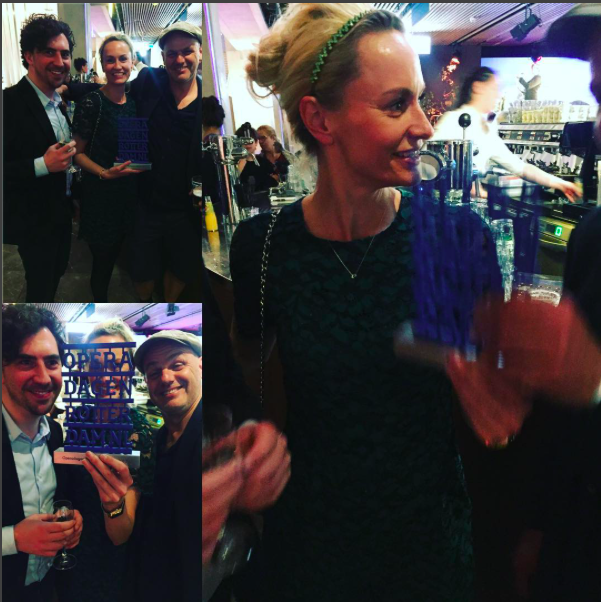 Read more about the article Winning the Operadagen Rotterdam GALA award