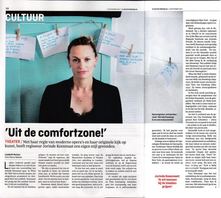 Read more about the article Interview Elsevier