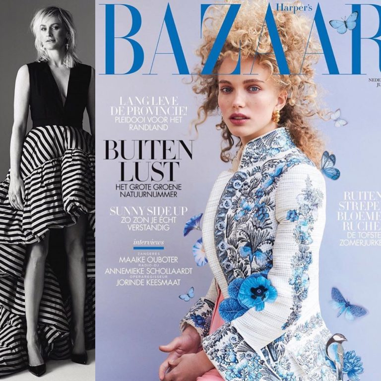 Read more about the article Interview Harper's Bazaar